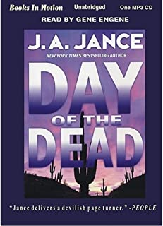 DAY OF THE DEAD, by J.A. Jance [MP3 CD] (The Walker Family Series, Book 3), Read by Gene Engene