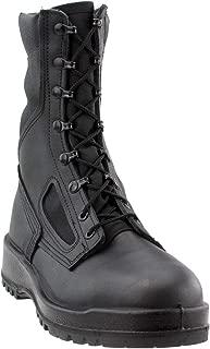300TROPST Hot Weather Steel Toe Combat Boot, Black