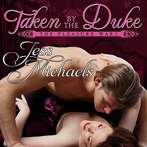 Taken by the Duke audiobook cover art