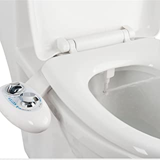 Giantex Adjutable Fresh Water Non-Electric Mechanical Bidet Toilet Seat Spray Attachment (Style 2)