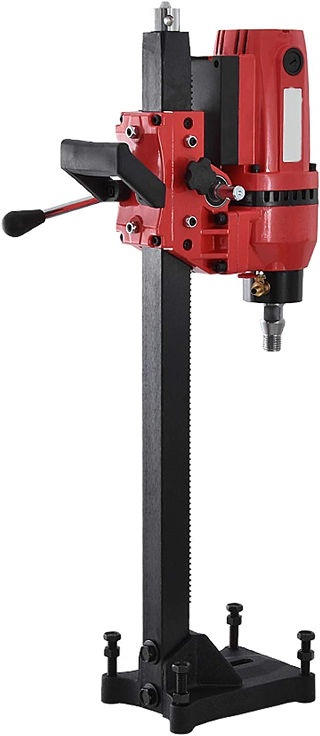 2600W Portable Water Drilling Max 49% OFF Same day shipping Machine Min 800R 220V She Aluminum