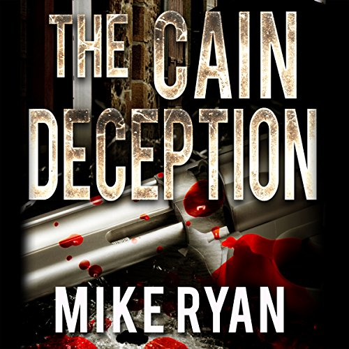 The Cain Deception audiobook cover art