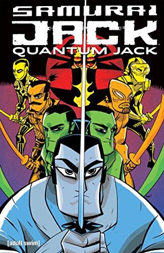 Samurai Jack: Quantum Jack [Idioma Inglés]