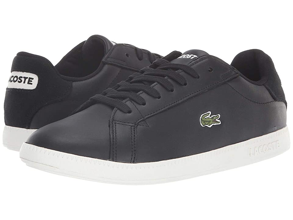 Lacoste Graduate 418 1 (Black/Off-White) Women