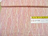 Robert Kaufman London Calling 5 Pink Baumwoll Stoff 0,5m
