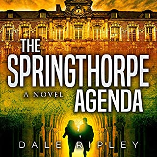 The Springthorpe Agenda audiobook cover art