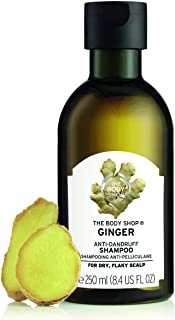 The Body Shop Ginger Scalp Care Shampoo, 8.4 Fluid Ounce