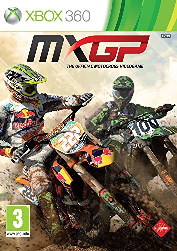 Microsoft - Mxgp : The Official Motocross VIdeogame Occasion [ XBOX 360 ] - 8059617101985
