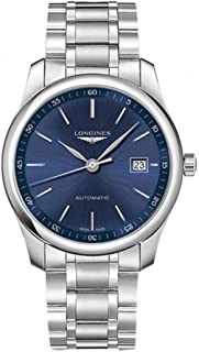 Longines Master 40MM Automatic Stainless Steel Blue Dial Men's L2.793.4.92.6