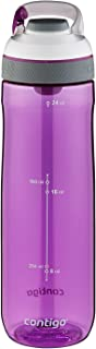 Contigo AUTOSEAL Cortland Water Bottle, 24 oz, Radiant Orchid