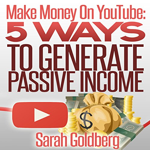 Make Money on YouTube audiobook cover art