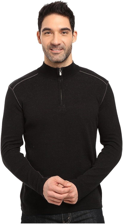 Ecoths Noah Zip Neck Sweater