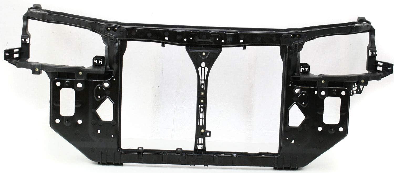 Radiator 今ダケ送料無料 Support for HYUNDAI NEW ELANTRA Black 2007-2010 Assembly Pl