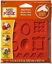 Mod Podge Mod Mold 24890, Ornaments, 9.5 x 9.5 x 0.9 cm