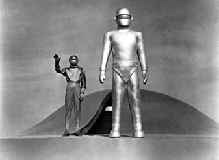 The Day The Earth Stood Still Michael Rennie 1951 Tm & Copyright (C) 20Th Century Fox Film Corp All Rights Reserved Photo Print (14 x 11)