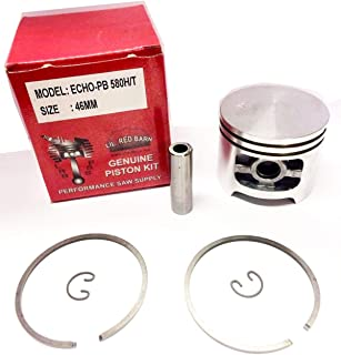 Echo Pb-580h, Pb580 Leaf Blower 46mm Piston Kit, Replaces Echo Part # P021048140 2 Day Standard Shipping to All 50 States!