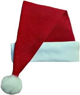 Jacqui's Unisex Baby Red Cotton Knit Santa Hat