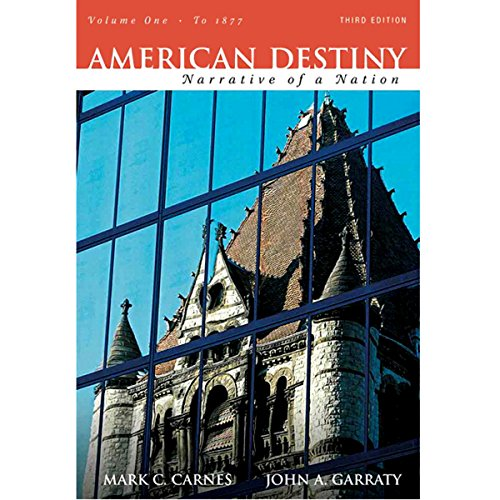 VangoNotes for American Destiny audiobook cover art