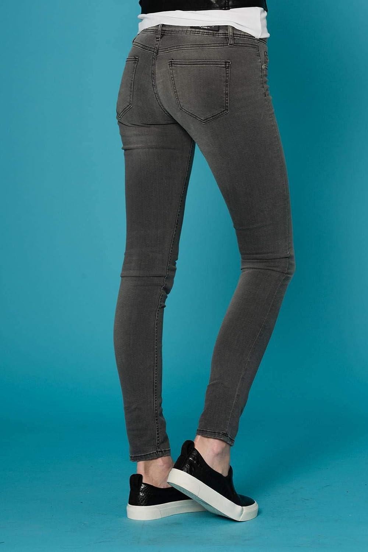 Kaporal Femme Jeans / Jean skinny POWER Gris