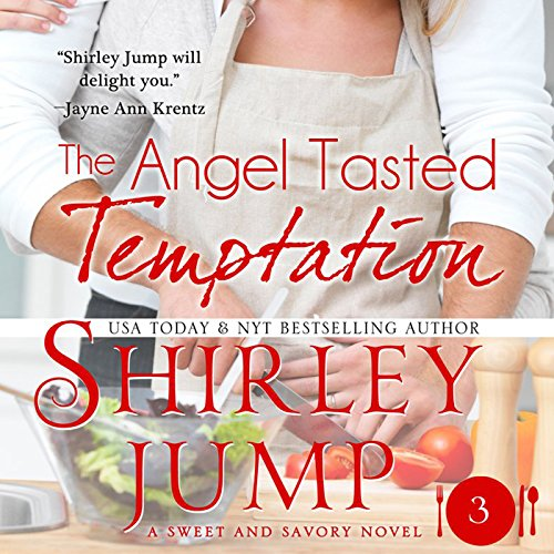 The Angel Tasted Temptation audiobook cover art