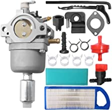 Anxingo 799727 Carburetor for Briggs & Stratton 698620 799727 794572 791858 792358 793224 697190 697141 14HP 15HP 16HP 17HP 17.5 HP 18HP Craftsman LT1000 Lawn Tractor Mower Nikki Carb Kit
