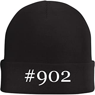 Tracy Gifts #902 - Hashtag Beanie Skull Cap with Fleece Liner