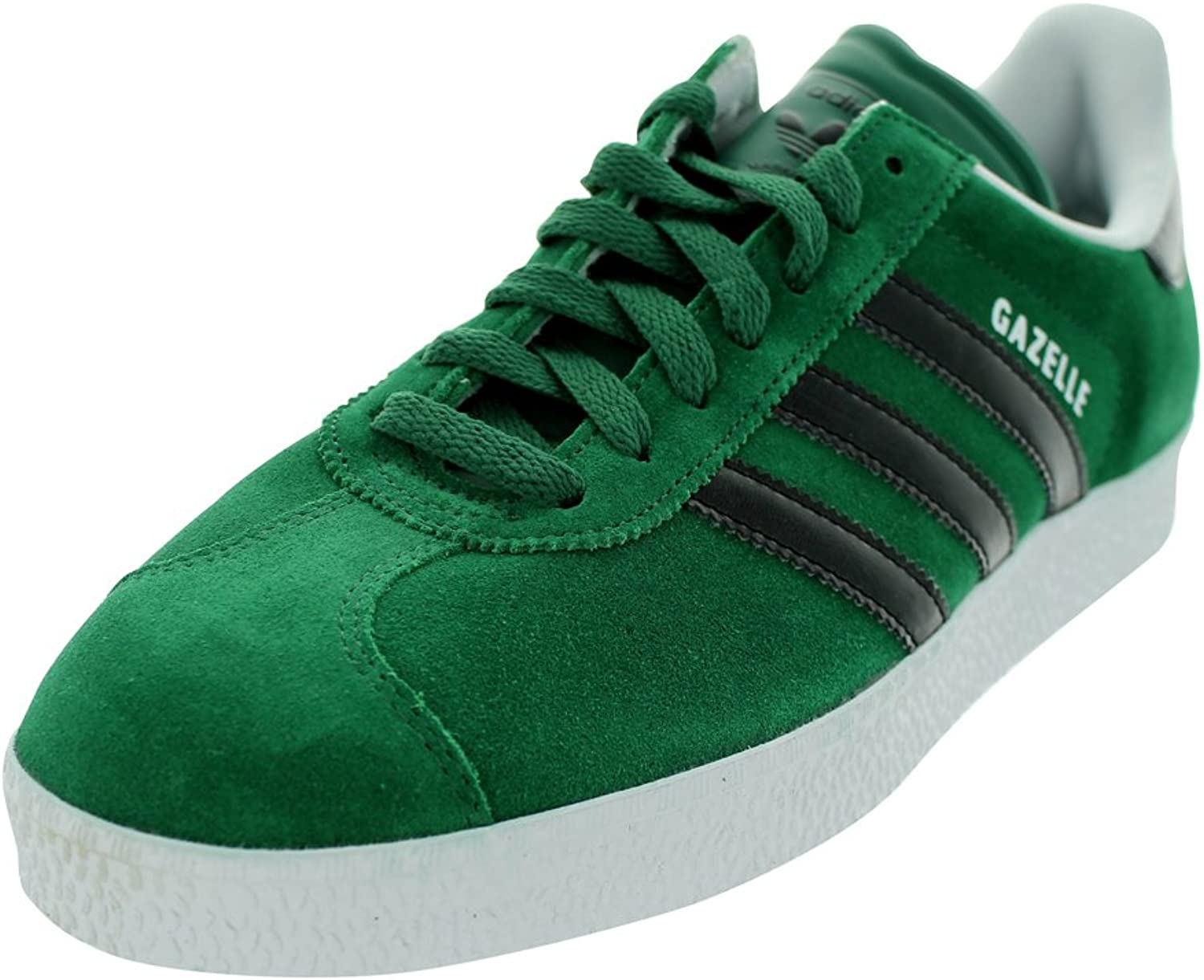 New Mens Gents Royal bluee Adidas Original Gazelle Fashion Trainers. - Royal bluee White - UK SIZE 8.5