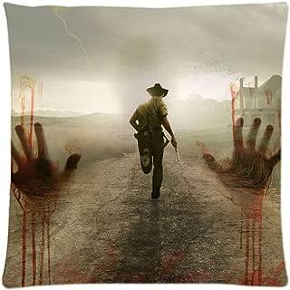 The Walking Dead Decorative Pillow Case cover Standard size 18