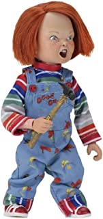 BJOOLOOK Ghost Baby Back to The Soul Chucky Cult Deluxe Edition Horror Ghost Doll Decoration Gift Anime Accessories Deskto...