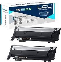 LCL Cartucho de Tóner Compatible CLT K404S CLT-K404S CLT-404S Negro Reemplazo para Samsung SL-C430 SL-C430W SL-C480 SL-C480W SL-C480FN SL-C480FW