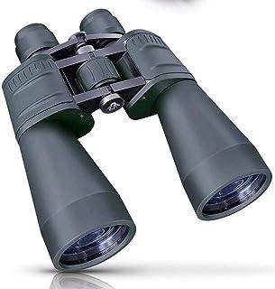 PAKUES-QO Jumelles 8X60 pour Adultes, Jumelles À Grand Oculaire pour Les Oiseaux Observant Les Sports De Chasse avec Sac D...