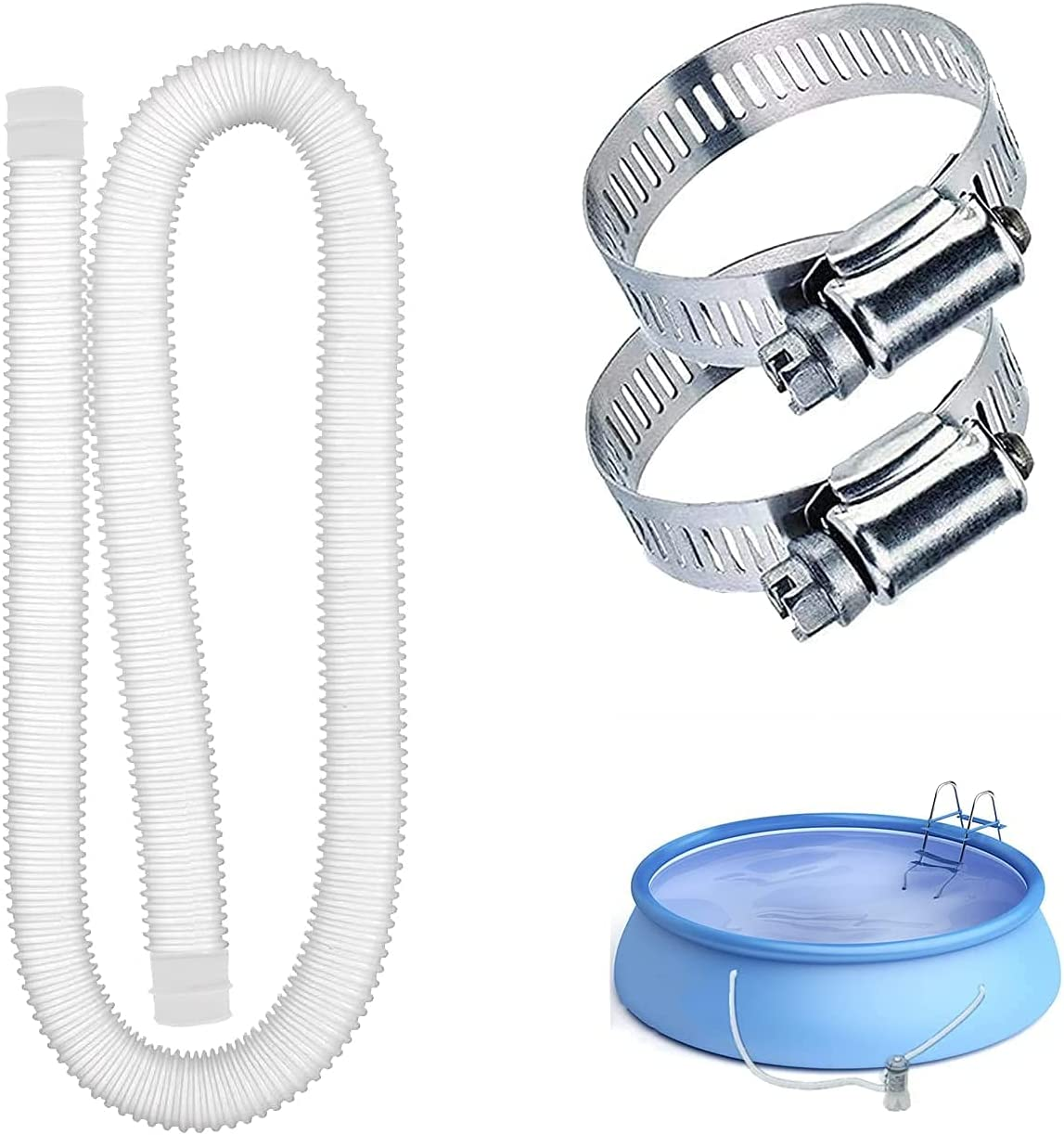 Pool Bargain Replacement Hose Brand new 1.25
