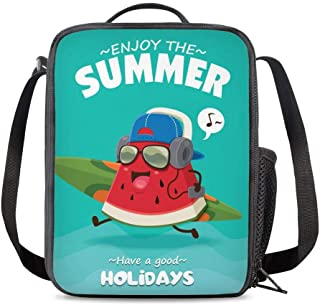 5e185a33cb78 Amazon.com: watermelon lunch bag