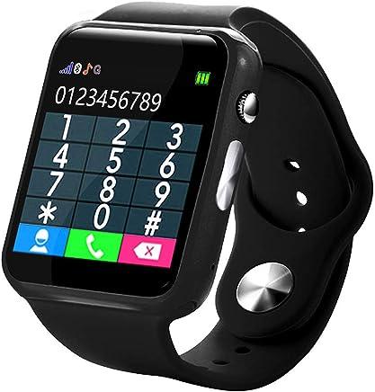 Sandistore Kids Smart Watch Phone for Girls Boys Locator...