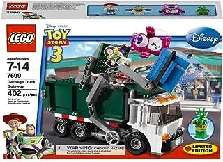 Best lego wm garbage truck Reviews