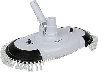 Poolmaster Swimming Pool Vacuum, 27402, White, 1 Pool Vacuum