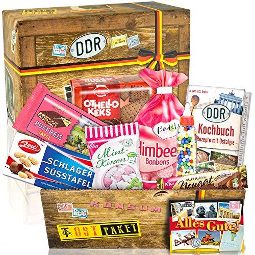 Süße Geschenkideen aus der DDR / DDR Geschenkideen / DDR Produkte / Geschenke DDR