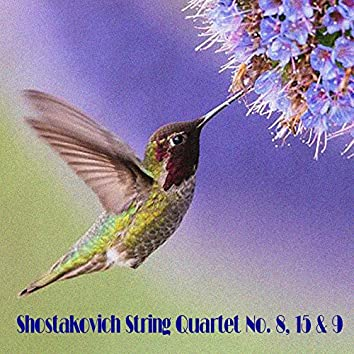 Shostakovich String Quartet No. 8, 15 & 9