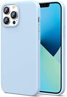 UGREEN Silicone Protective Case Compatible with iPhone 13 Pro Max 6.7inch Soft Liquid Gel Rubber Cover Shockproof Bumper A...