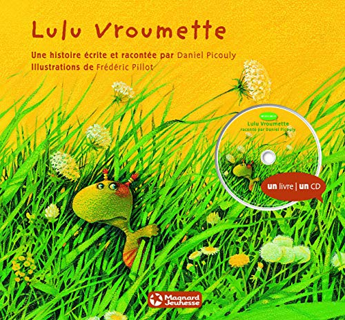 Lulu Vroumette (1CD audio)