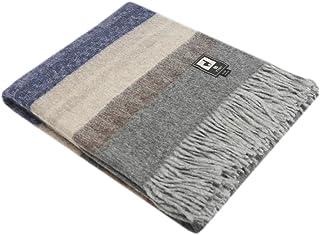 Putuco Special Alpaca Wool Cherokee Style Blanket Throw