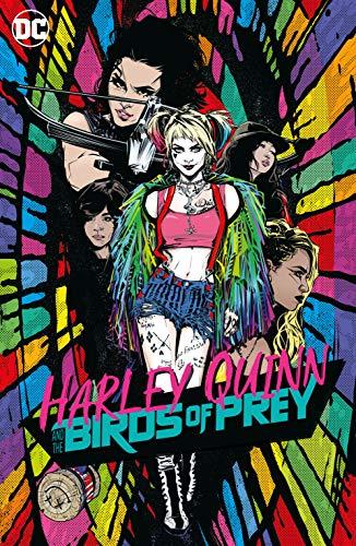 61dZXdctDRL Harley Quinn Novels