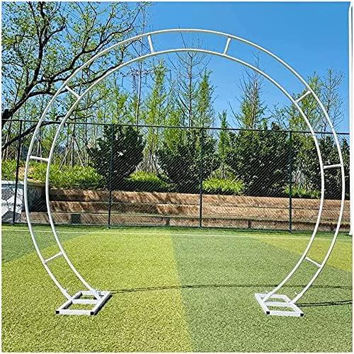 Balloon Arch Stand Finally resale start Garden Trellises Wedding Iron OFFicial store Wrought Do