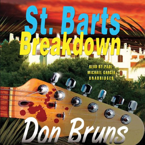 St. Barts Breakdown audiobook cover art