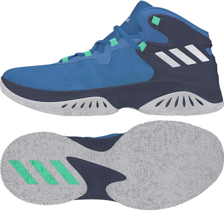 Adidas Herren Explosive Bounce Basketballschuhe