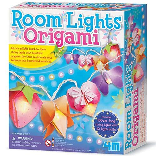 4M - 5602761 - Loisir Créatif - Origami Kit Lumière
