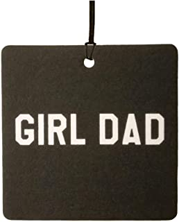 Girl Dad Car Air Freshener