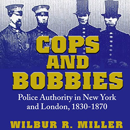 Cops and Bobbies cover art