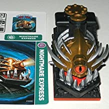 Nightmare Express Skylanders Trap Team Figure (includes card and code, no retail package)