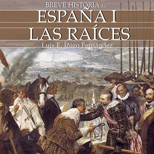 Couverture de Breve historia de España I